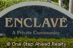 sign for Enclave